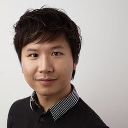 Rice CS alumnus Clement Pang.