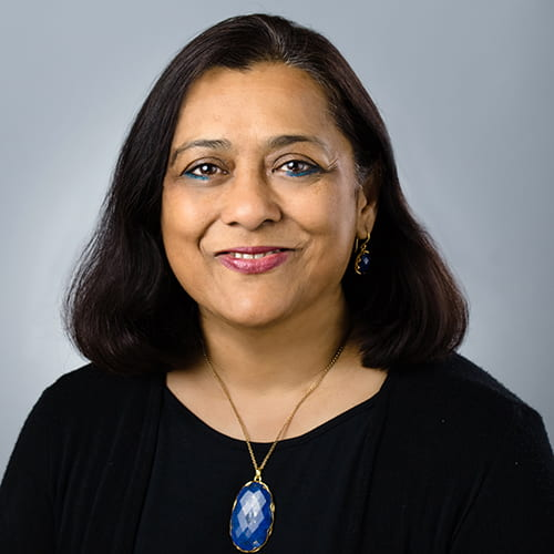 Rice University Computer Science alumna Monica Trilokekar Pal is the CEO of 4iQ.