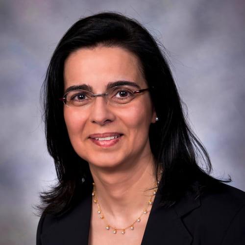 Lydia Kavraki, Rice University CS professor.