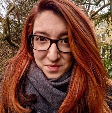 Rice CS alumna Julia Hossu is a technical program manager at TargetX.