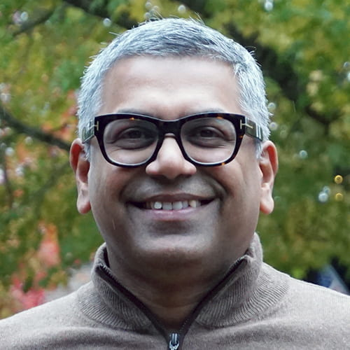 Rice CS Alumnus Venky Veeraraghavan leads the Microsoft Cloud-AI team.