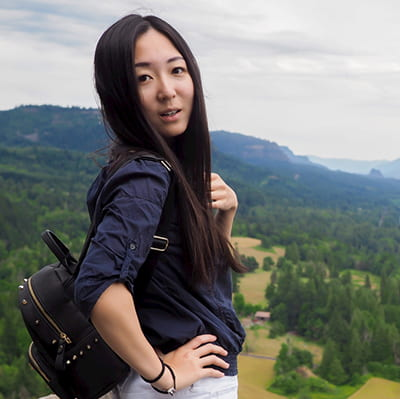 Amazon Software Engineer Anna Chi is a Rice CS alumna.