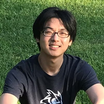Rice CS alumnus Fushan Chen is a software engineer at Indeed.