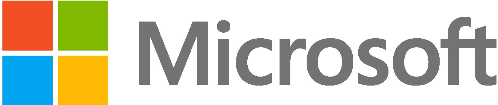Microsoft - ICCP 2016 Silver Level Sponsor