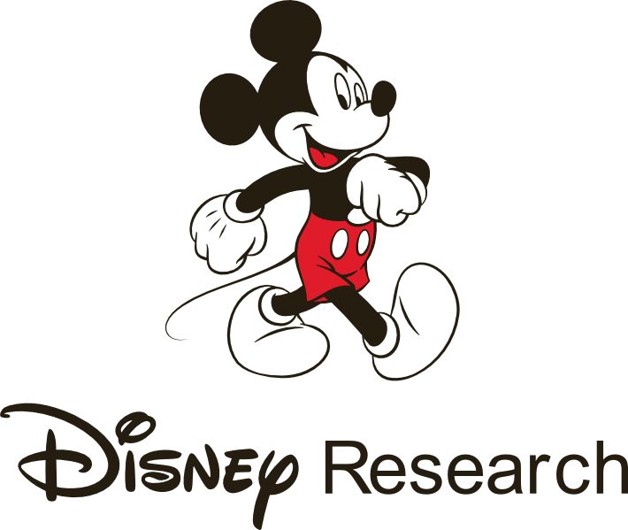 Disney Research - ICCP 2015 Bronze Level Sponsor