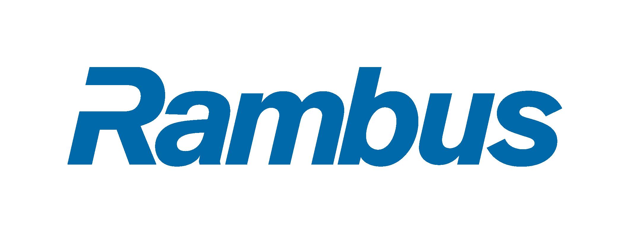 Rambus - ICCP 2015 Bronze Sponsor