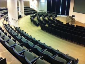 BRC auditorium