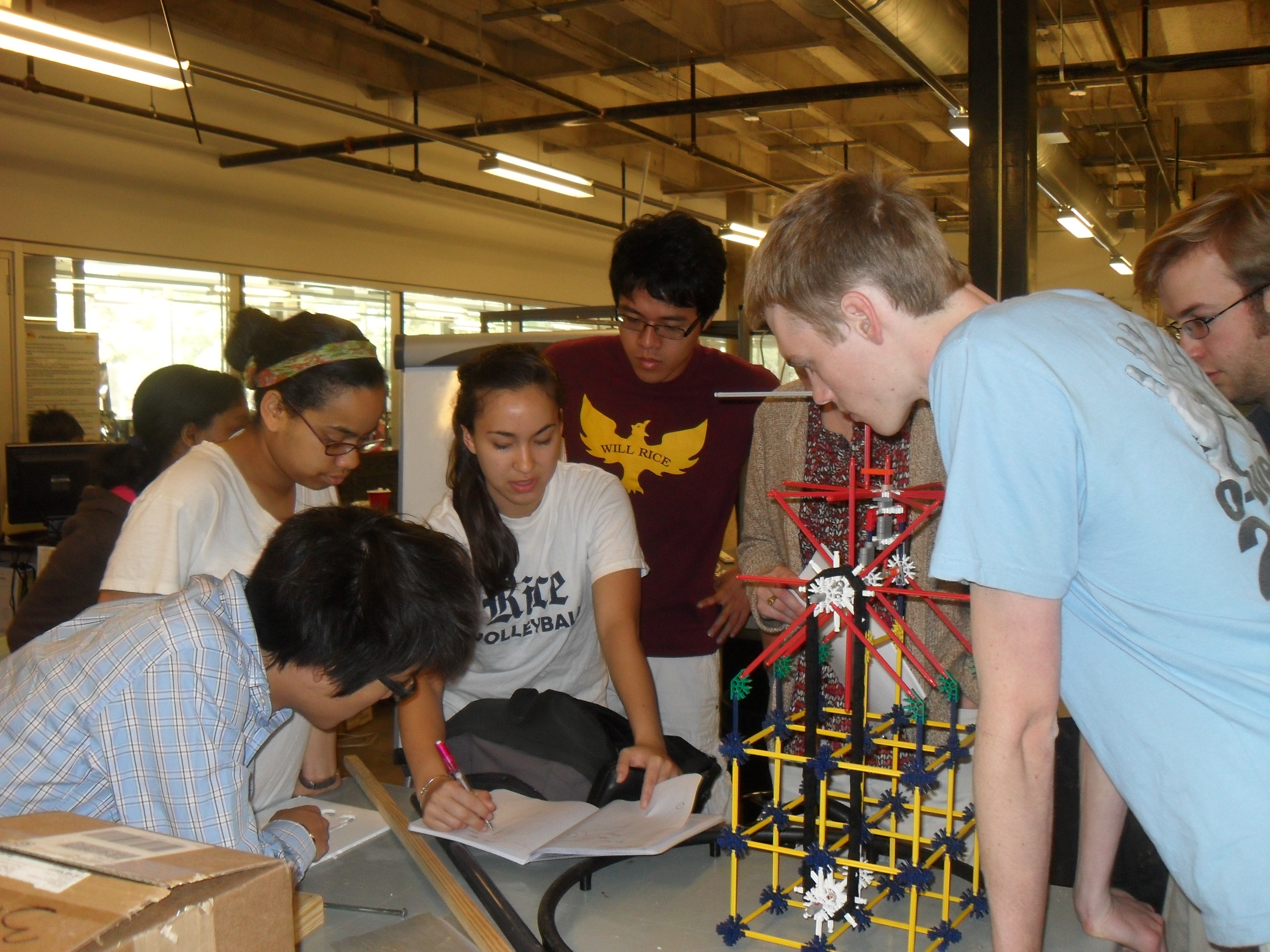 March 2011 Engineering 120 Freshmen Design Projects Blog