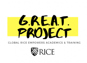 The GREAT project logo
