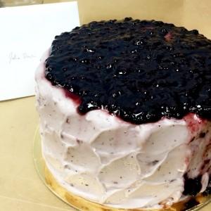 Celebratory cake!