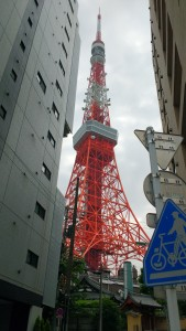Tokyo Tower - Benjamin Kaiser
