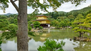 Kinkaku-ji, the golden temple. ~ Benjamin Kaiser