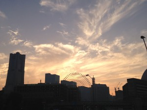 Yokohama: Japan's views never failed to amaze me. ~ Shweta Modi
