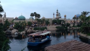 Disney Sea – Florida might have a Disney World, but Tokyo has a Disney Sea! I guess we'll just have to step it up and create a Disney Ocean. ~ Chandni Rana