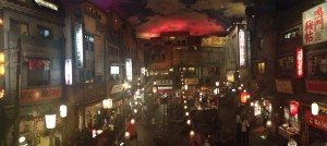 Shin-Yokohama Ramen Museum – The basement floor of the museum is designed to look like Tokyo in the 1950's and has several shops that let you sample different regional specialties of ramen. Pro-tip: don't try to eat all of them in one day… ~ Chandni Rana