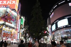 Shinjuku at Night: Rival of New York's Times Square - Erica Lin