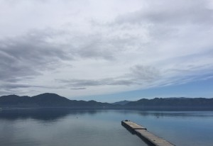 The deepest lake in Japan and an interesting change of pace from the busy city of Tokyo. - Youssef Tobah