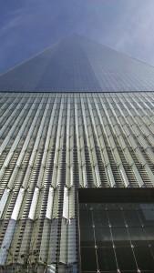 World Trade Center. I pray for world peace. ~ Soya Miyoshi