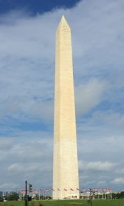 Washington Monument Felt great dignity and as if the time would be stopped. ~ Toshihiro Takada