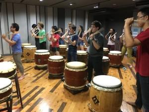 Taiko Drumming - Brinda Malhotra