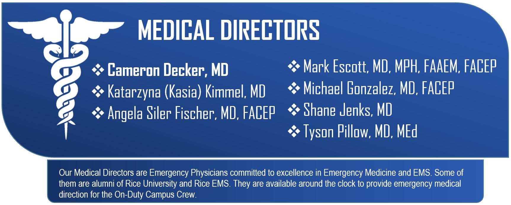 Med Directors