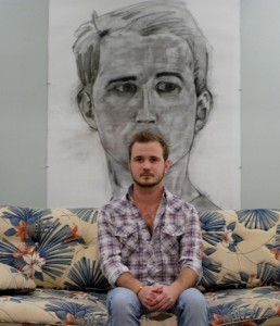 Self Portrait by Kieran Lyons