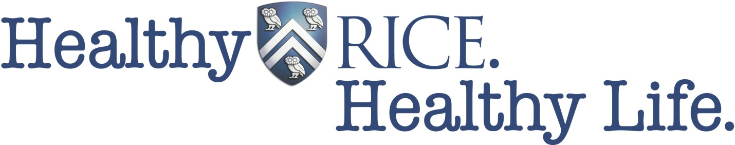 Rice Wellness Logo