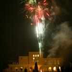 Fireworks over Fondren