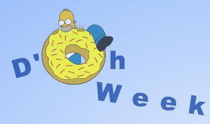 D'Oh Week 2004