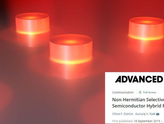 Novel thermal light source using unconventional quantum physics!