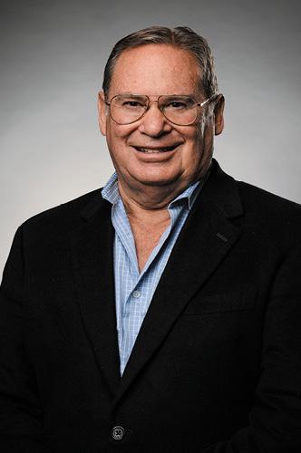 Portrait of Alumni Bob Mednick