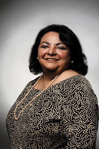 Portrait of Alumni Michi Pena
