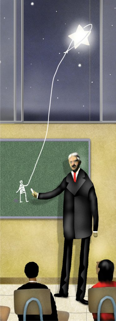 John Dewey Illustration 2