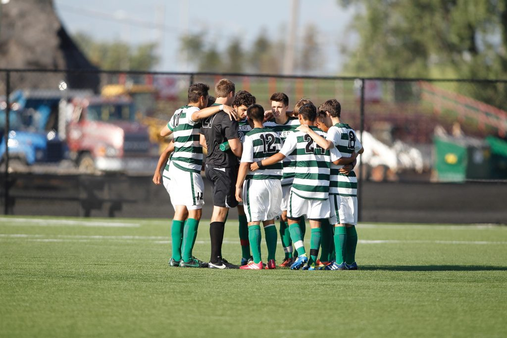 Almost everyone from Roosevelt's record-setting 2014 soccer season will be back this fall.
