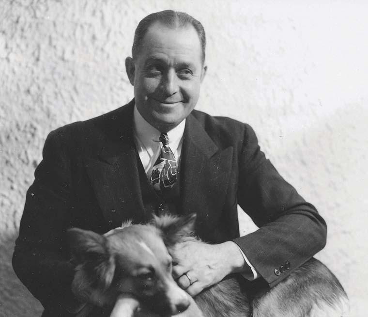 Edward James Sparling