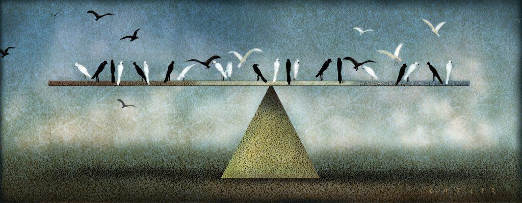 Balance Illustration