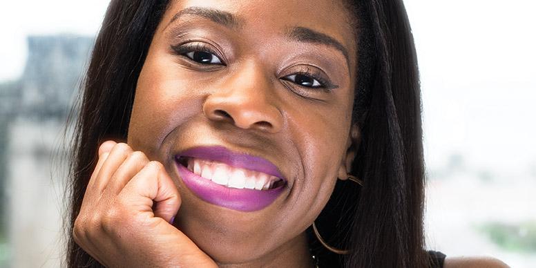 Scholarship Spotlight: Ngozi Agomo