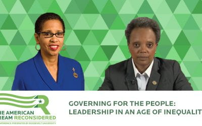 Governing for the People with Mayor Lori E. Lightfoot