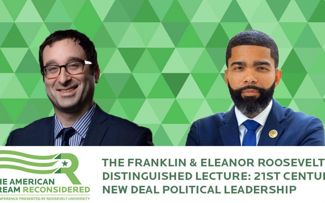 21st Century New Deal Political Leadership