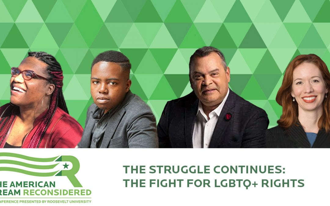 The Struggle Continues: The Fight for LGBTQ+ Rights