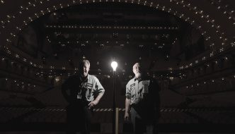 Who You Gonna Call? —The Haunting of the Auditorium Theatre