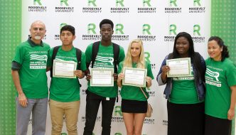 American Dream Scholarships: Sponsored by BlueCross BlueShield of Illinois