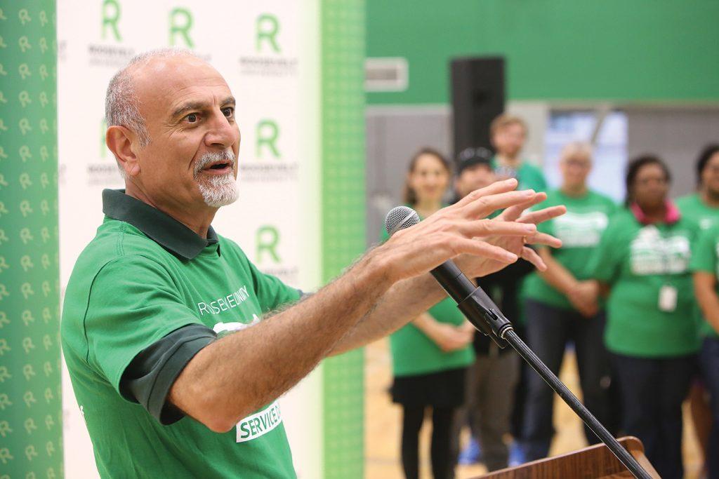 President Ali Malekzadeh