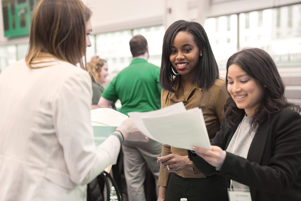 Roosevelt University Career Fair