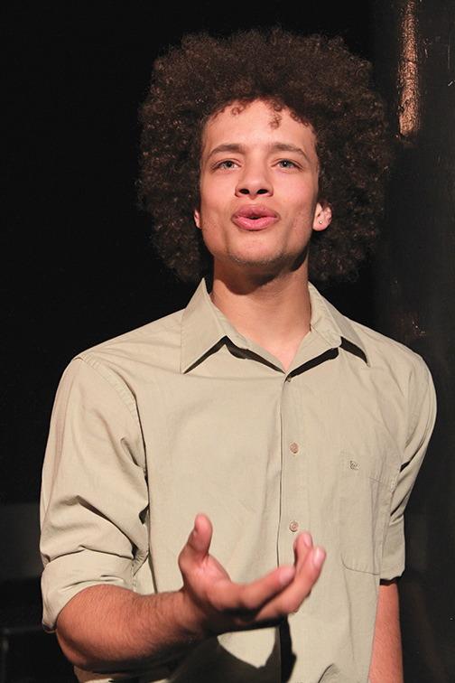 Damon Gillespie ('12–'14)