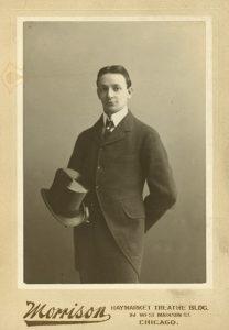 Rudolph Ganz Portrait