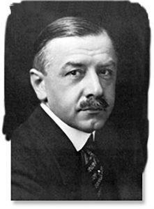 Portrait of Rudolph Ganz