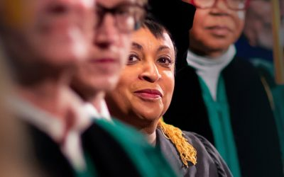 An Interview with Dr. Carla Hayden (BA, '73), 14th Librarian of Congress