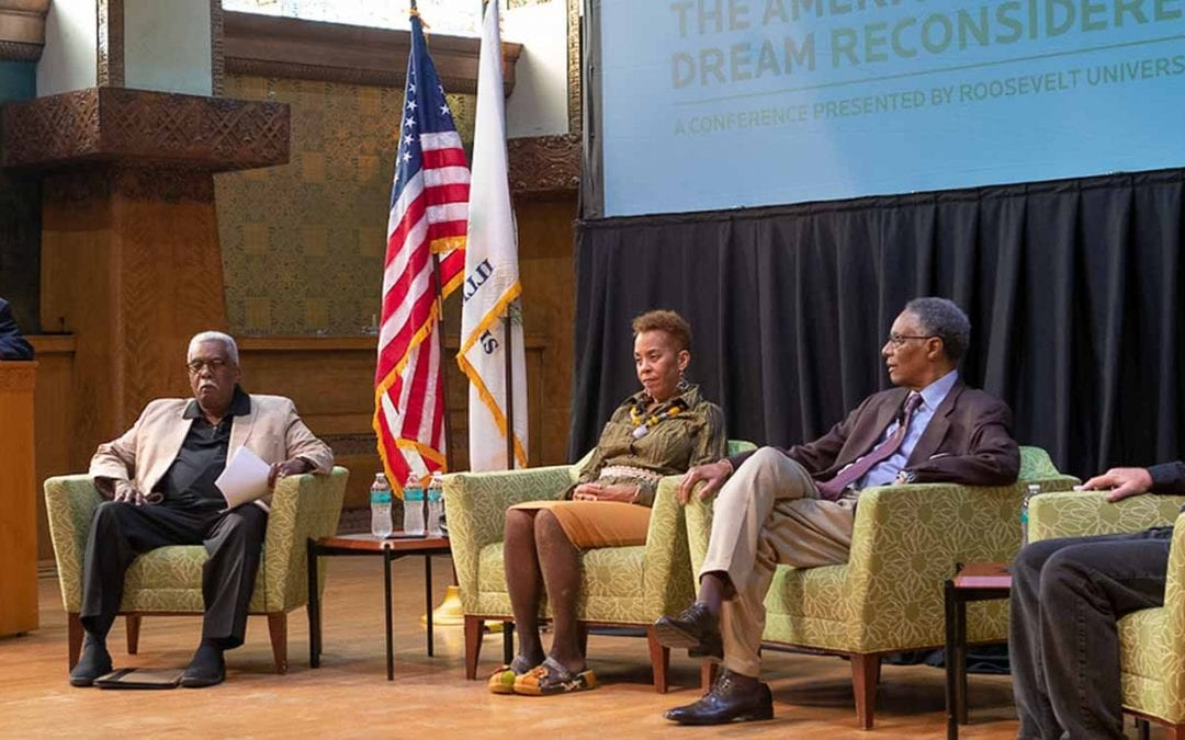 The American Dream Reconsidered Conference 2018: Civil Rights and Music