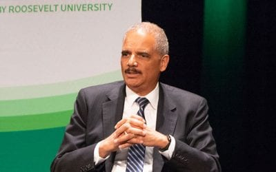 The American Dream Reconsidered Conference 2018: Public Service and Civil Rights: A Conversation with Eric Holder